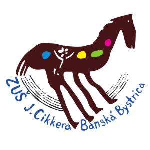 ZUŠ J. Cikkera Banská Bystrica logo